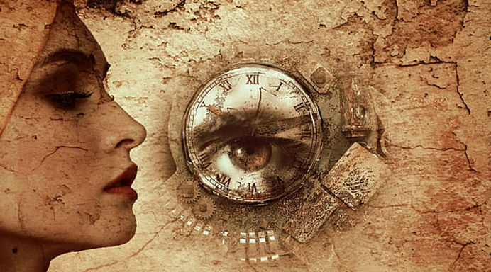 fantasy-woman-clock-mysterious-thumbnail