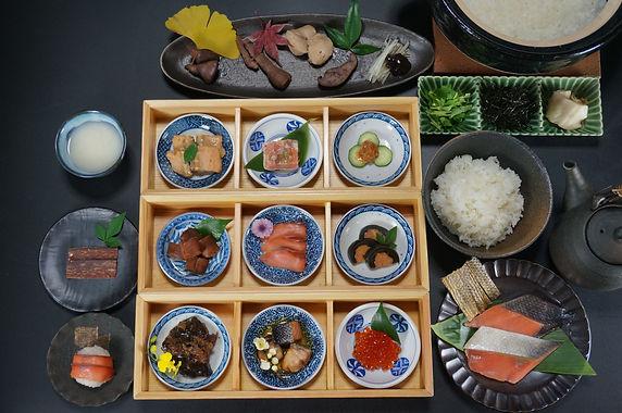 鮭料理 十八品