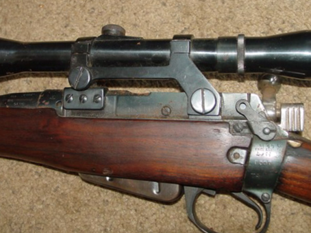 "Sante Fe ""Deluxe Carbine"" - circa 1959"