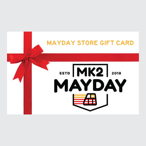 Mayday Store Gift Card