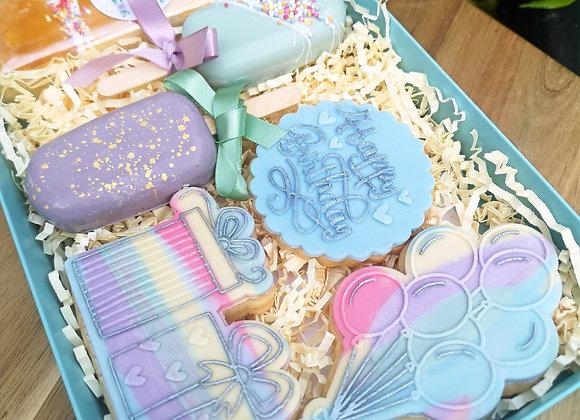 The Pastel Birthday Treat Box