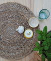natural placemats for any dish