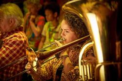 Trombone Zambezi 2017 by C Totman