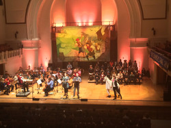 Widecombe Stage, Dickon & Jenny