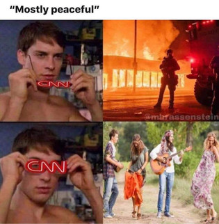 """""""Mostly Peaceful"""""""