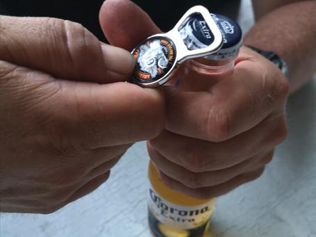 Skullitas Biker - Accessoires - US Vintage -Flaschenöffner und Schlüsselanhänger