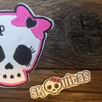Dies und Das Pinup Skull by © Skullitas.com