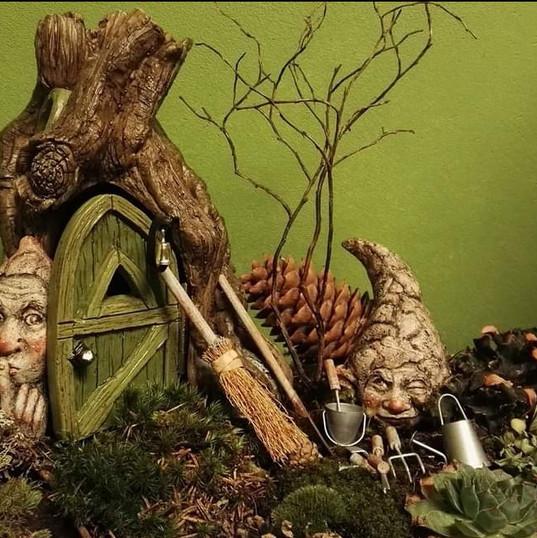 Wichtel Figuren - Skullitas.com Handmade Atelier by Steffhomemade.com