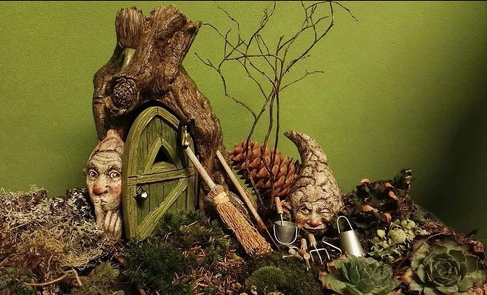 Wichtel Figuren - Skullitas.com Handmade