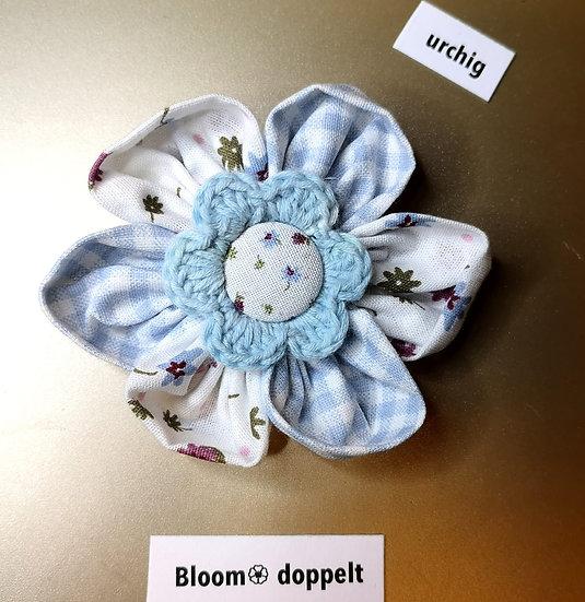 Broschen Bloom Doppelt Urchig