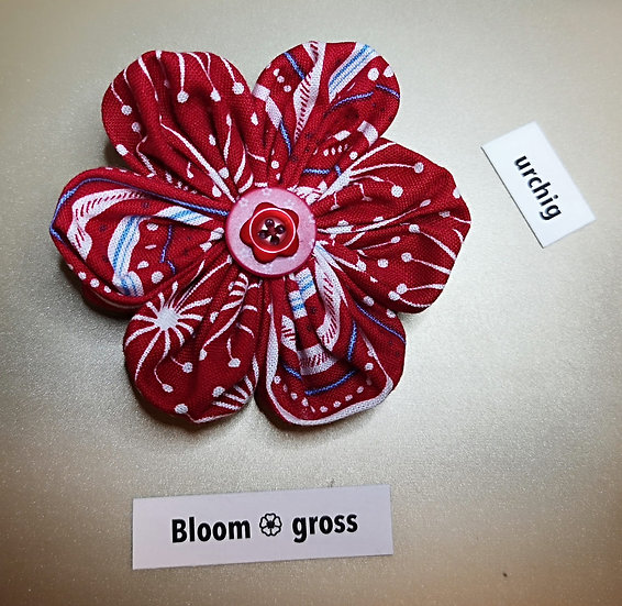 Broschen Bloom  Gross Urchig * NEU *