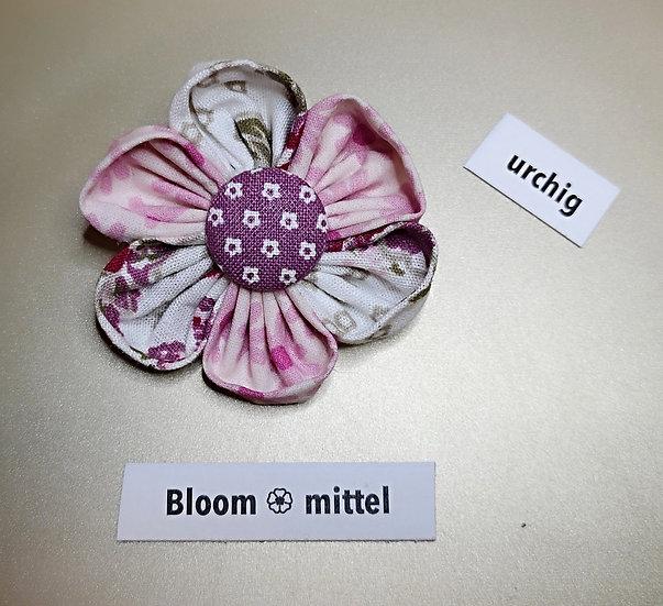 Broschen Bloom Mittel Urchig * NEU *
