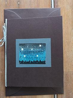 Aquarell Karten Fay Design by © Skullita