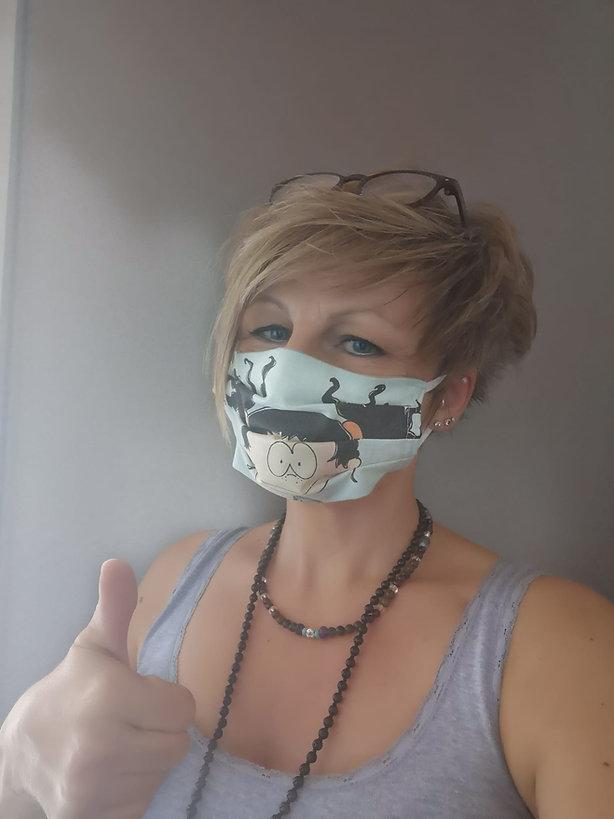 Mundschutz - Masken Skullitas.com der Handmade Online Shop by Stephanie Salzmann
