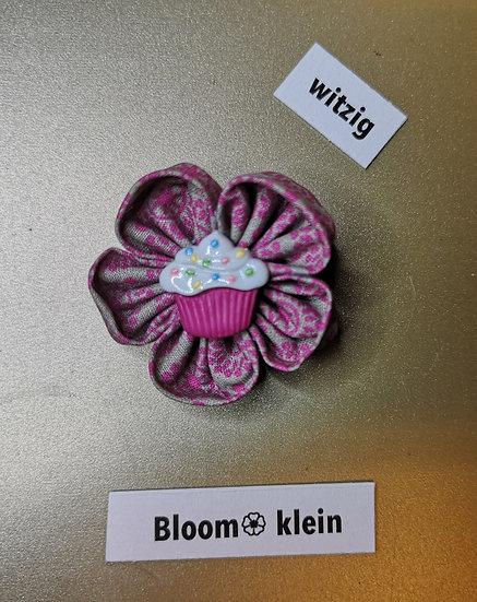 Broschen Bloom Klein Rot