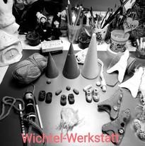 Wichtel Figuren - Skullitas.com Handmade Shop Stephanie Salzmann