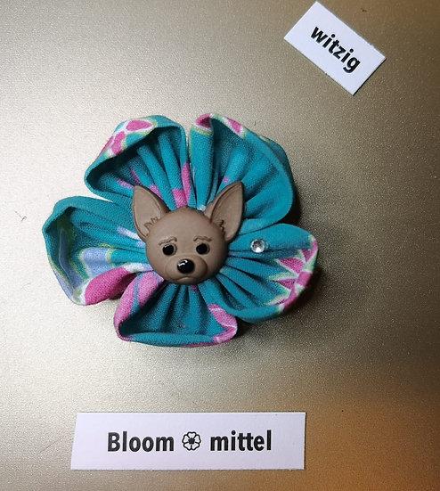 Broschen Bloom Mittel Witzig