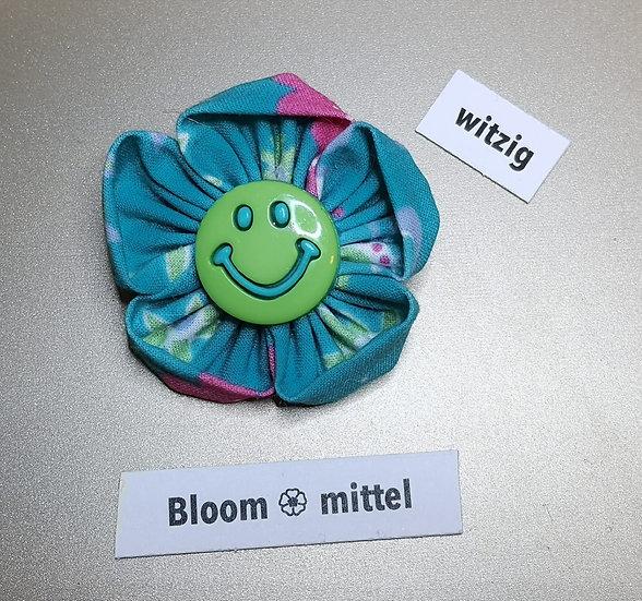 Broschen Bloom Mittel Witzig * NEU *
