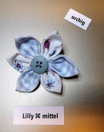 Broschen Lilly Mittel Urchig