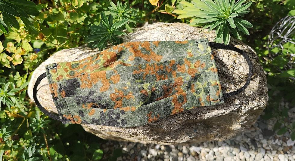 Skullitas Herren Jagd - Camouflage - Tarn - Mundschutz