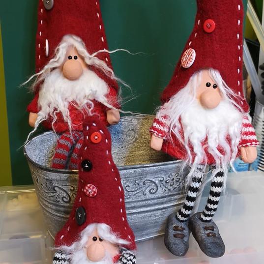 Wichtel Figuren - Skullitas.com Handmade Online Shop by Stephanie Salzmann