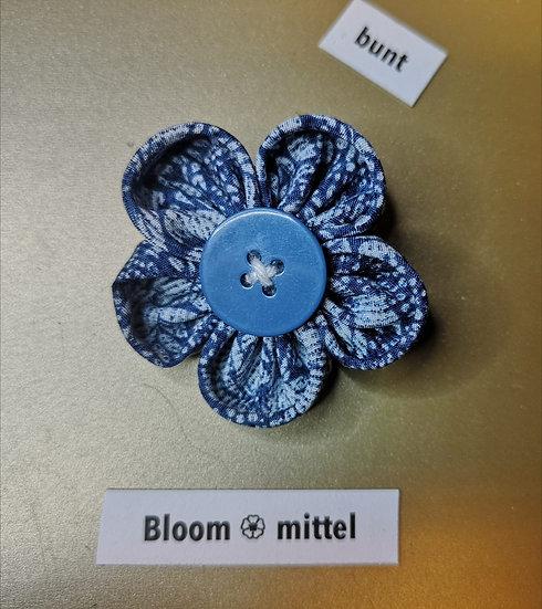 Broschen Bloom Mittel Bunt