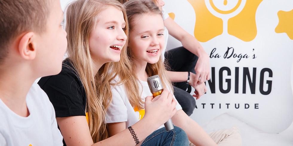 Kids Online Sing Together