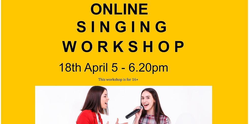 Online Singing Workshop