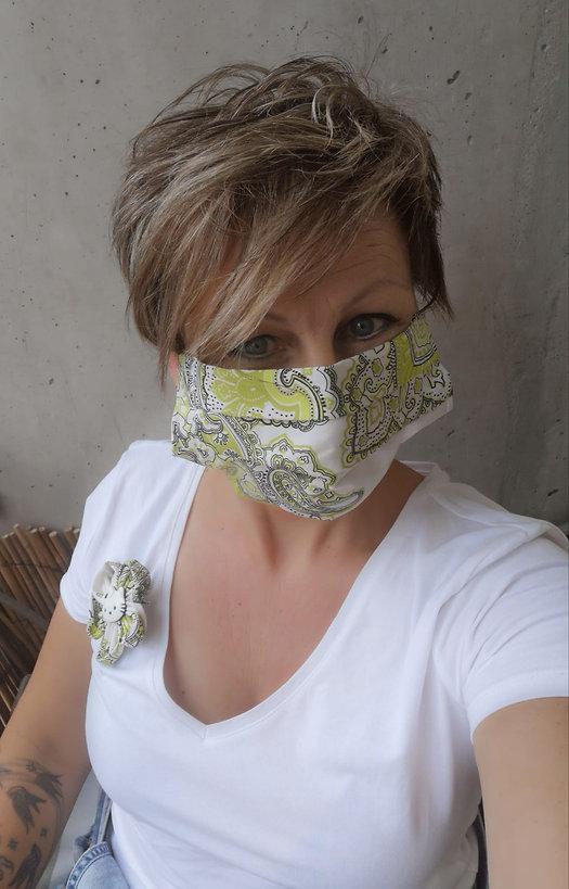Mundschutz - Masken Skullitas.com by Stephanie Salzmann dem Handmade Online Shop im Wallis