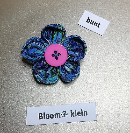 Broschen Bloom Klein Bunt * NEU *