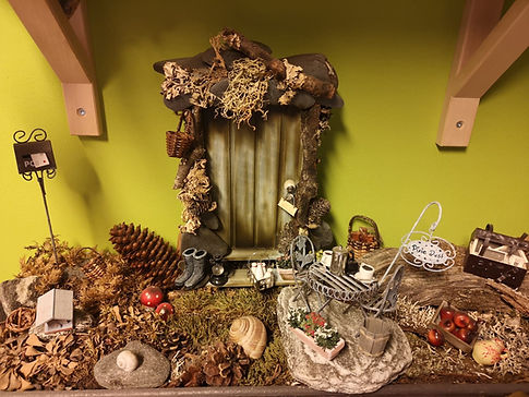 Wichtel Figuren - Skullitas.com Handmade Shop © by Stephanie Salzmann