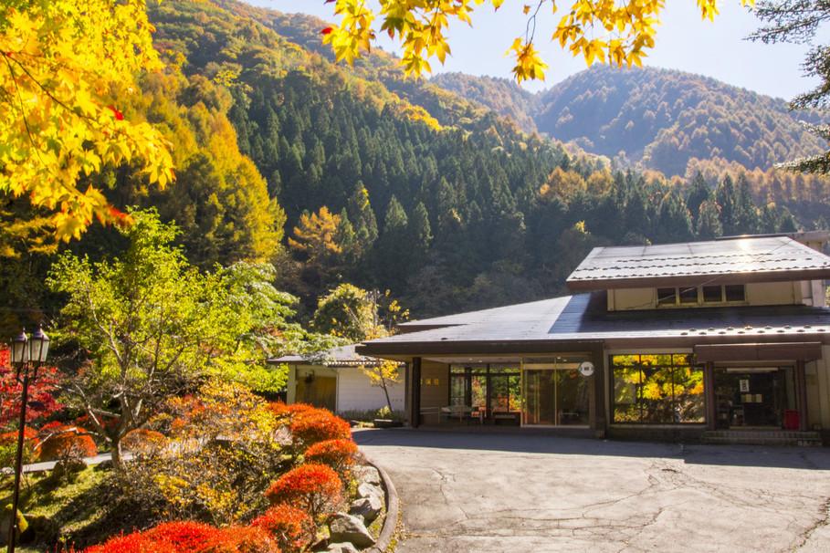 岳の湯温泉雲渓荘