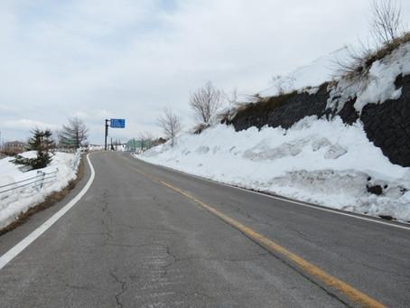 ビーナスライン等、冬季通行規制が解除され、通行可能になりました