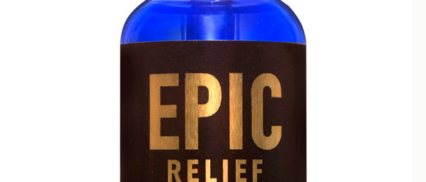 Epic Relief 600mg Full Spectrum Tinctures