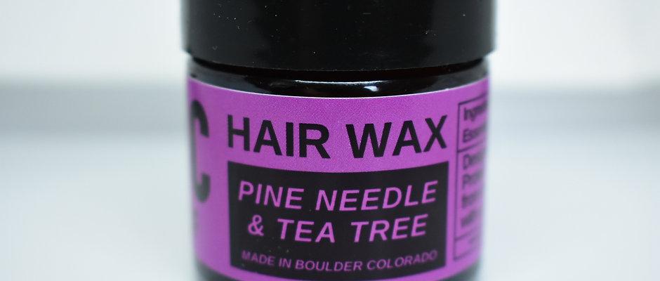 Tea Tree & Pine Needle Hair Wax