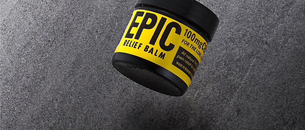 Epic Relief Balm 100mg/1oz
