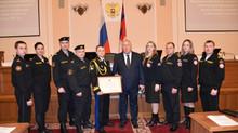 Совещание в Администрации Волгоградской области