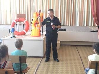 Безопасное поведение на водных объектах - МОУ «Средняя школа № 28»
