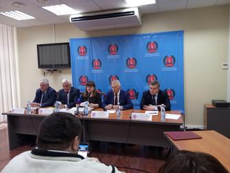 Совещание Общественной палаты Волгоградской области