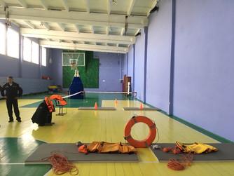 Олимпиада по ОБЖ среди старшеклассников г.Волгограда