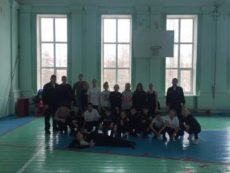 Спортивные соревнования по футболу со ВТОРЫМ ЭКИПАЖЕМ ЮМС и студентами ВолГАУ