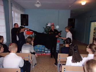 Профилактическая беседа в МОУ СШ №2 г. Котельниково