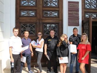 Встреча с губернатором Волгоградской области в г. Волжском