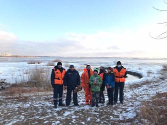 Профилактический рейд с Аварийно-спасательной службой Волгоградской области