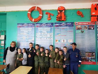 Открытие методического кабинета в г.Ленинск