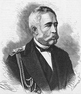 Посьет Константин Николаевич (1819-1899)— первый председатель главного правления «Общество спасания на водах»