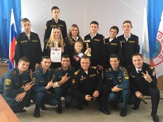 Открытые сборы по ОБЖ в МОУ СШ №1 г.Волжский