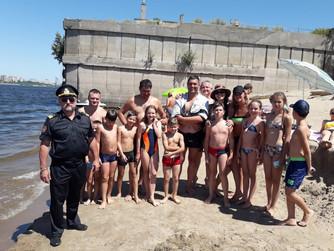 Рейд по пляжам г.Волгограда