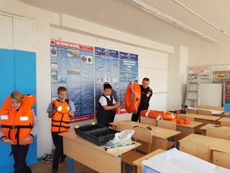 Открытие методического кабинета в г.Быково