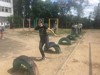 Тренировка перед соревнованиями с ПЕРВЫМ ЭКИПАЖЕМ ЮМС ВОСВОД